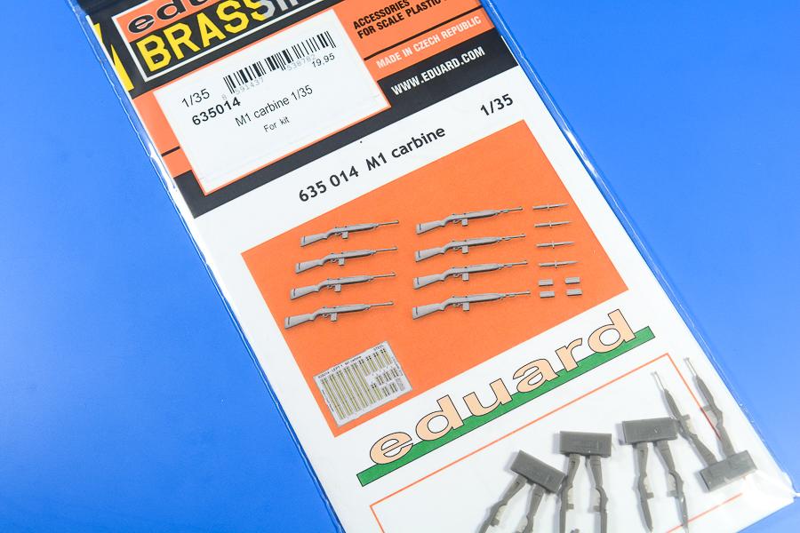 Eduard 1//35 Brassin M1 Carbine 635014
