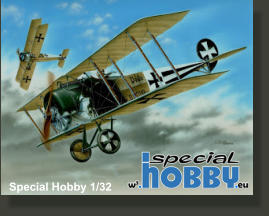 Special Hobby 1/32