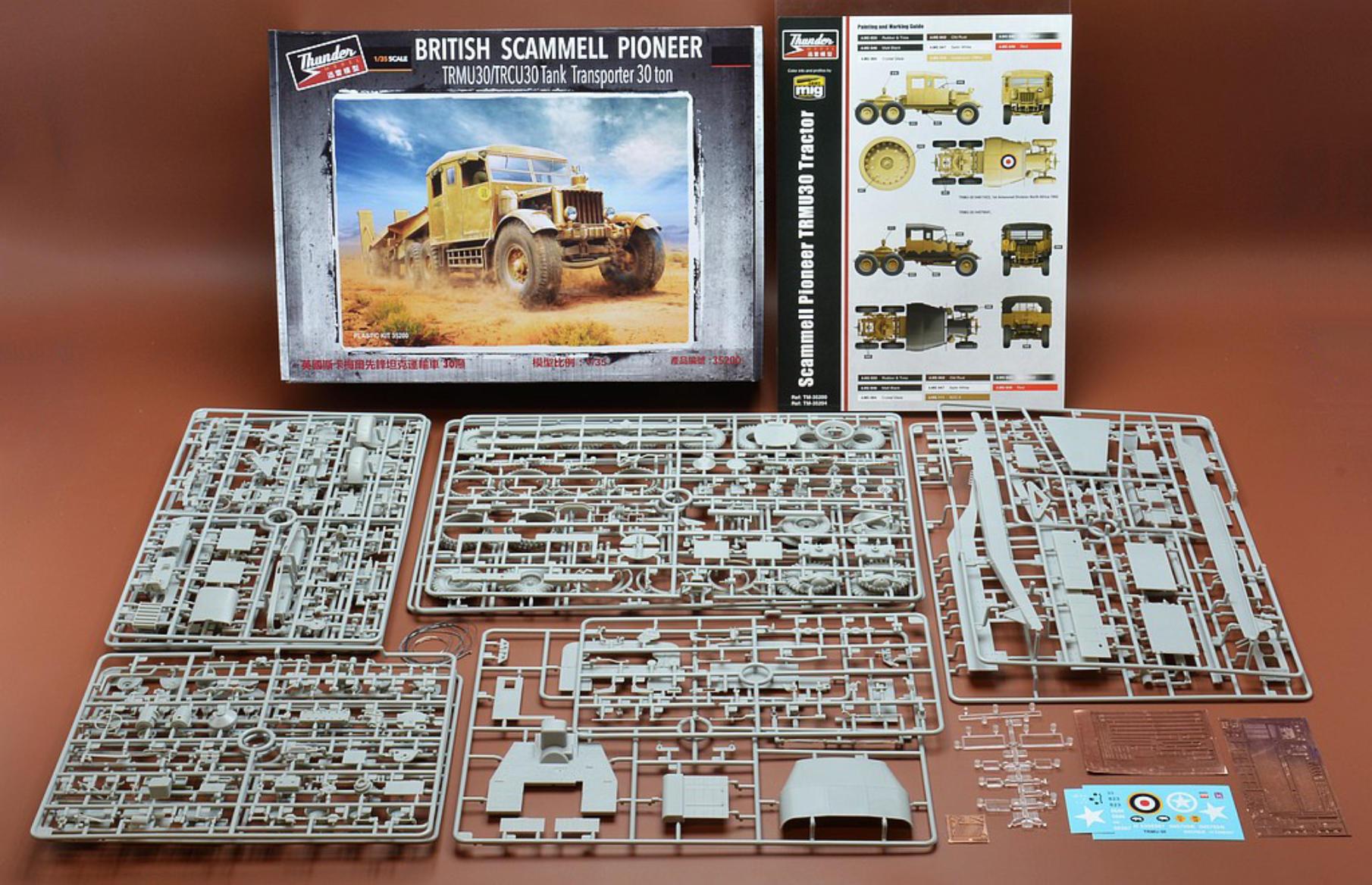 scamell 30ton tank transport에 대한 이미지 검색결과